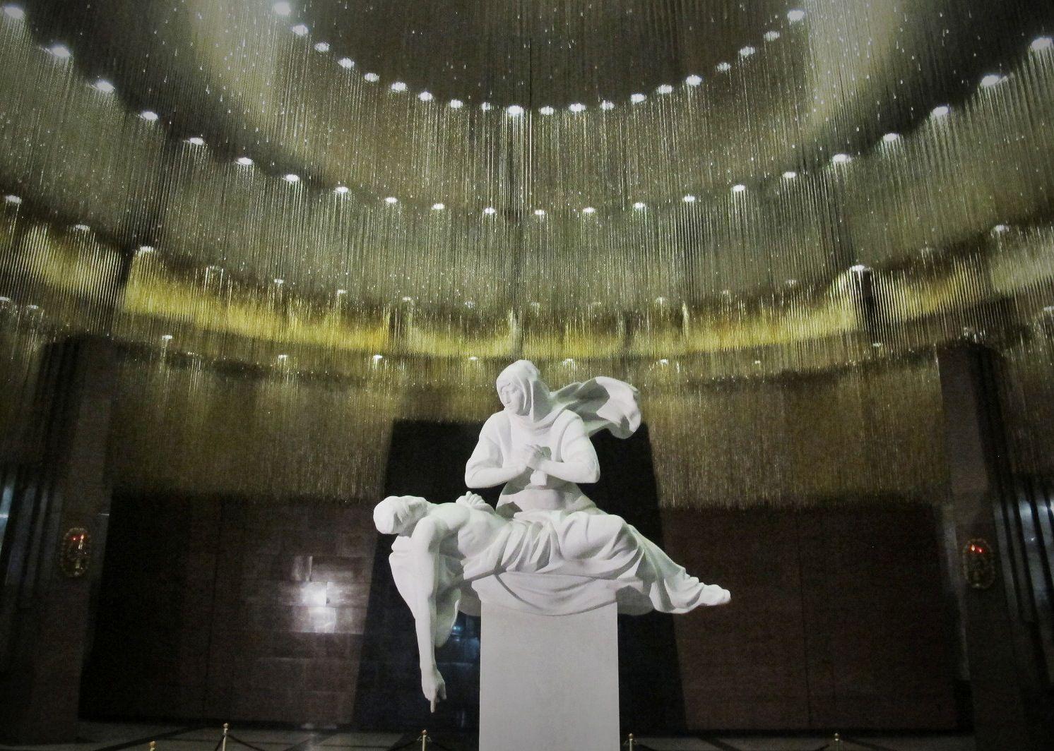 موزه جنگ جهانی دوم مسکو