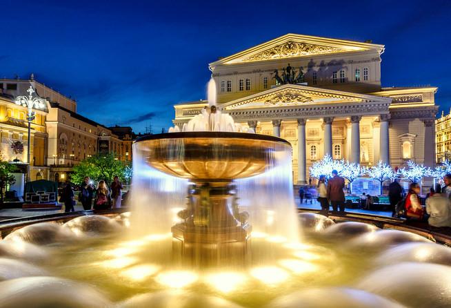 Photo of بالشوی تئاتر مسکو | Bolshoi Theatre