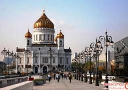 کلیسای عیسی منجی مسکو
