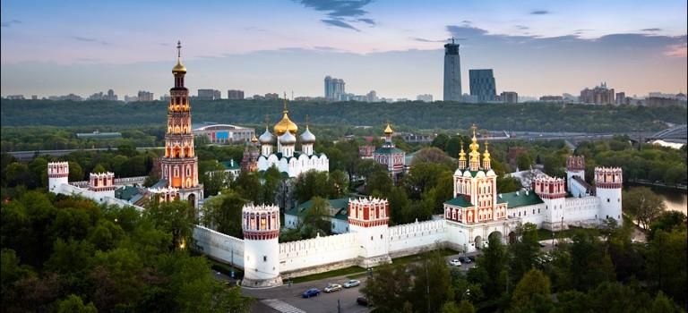 آرامستان ناوادویچی مسکو | آرامستان و صومعه ناوادویچی مسکو