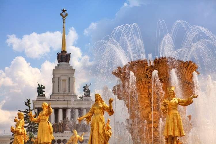 Photo of پارک ودنخا مسکو روسیه | VDNKH Park