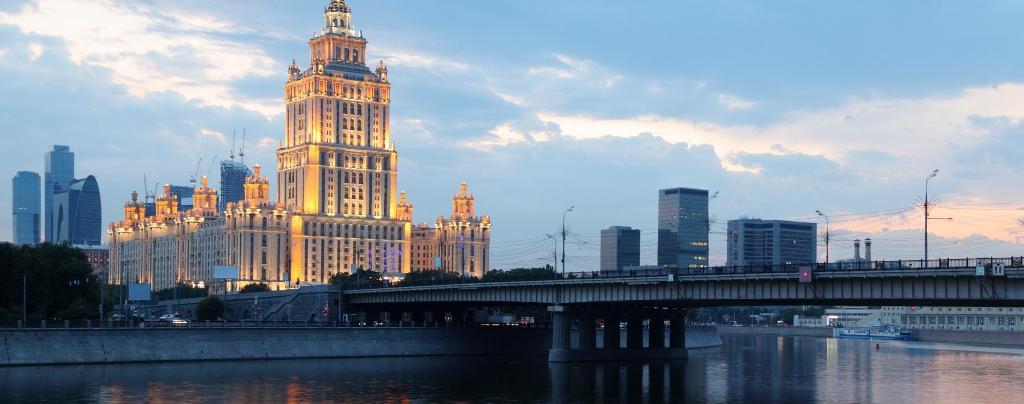 آسمان خراش های هفتگانه مسکو
