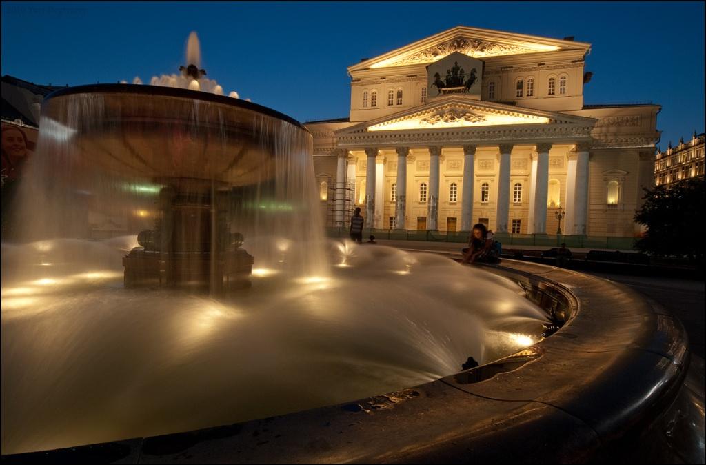 بالشوی تئاتر مسکو