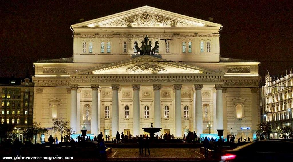 Photo of بالشوی تئاتر مسکو | تئاتر بالشوی مسکو