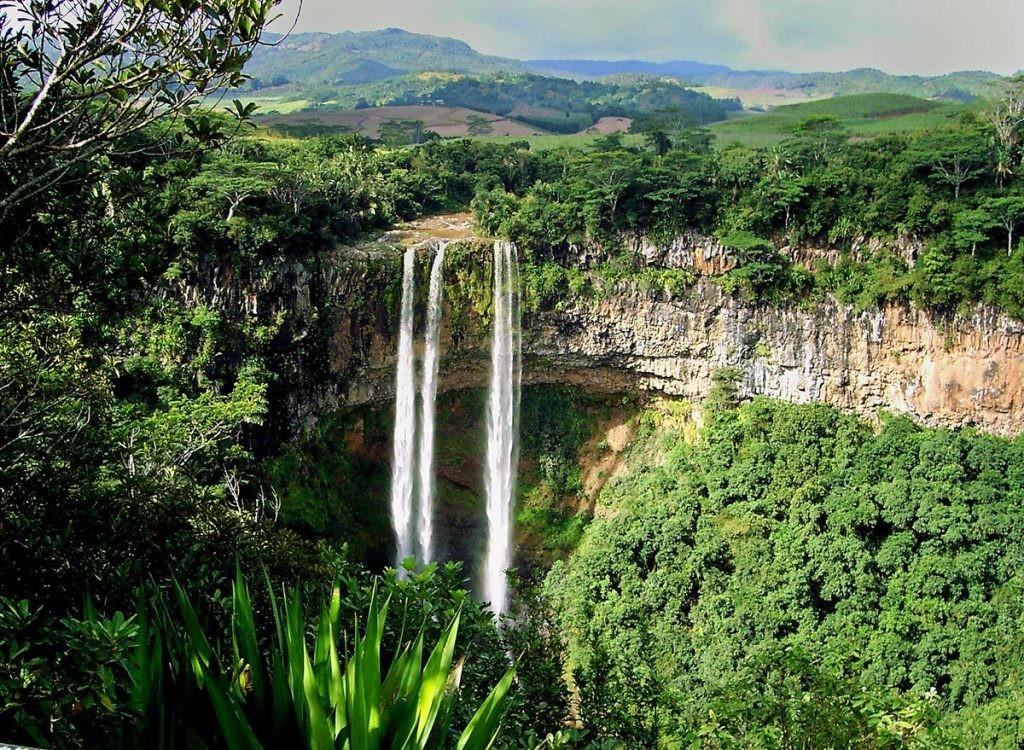 آبشار شاماقل