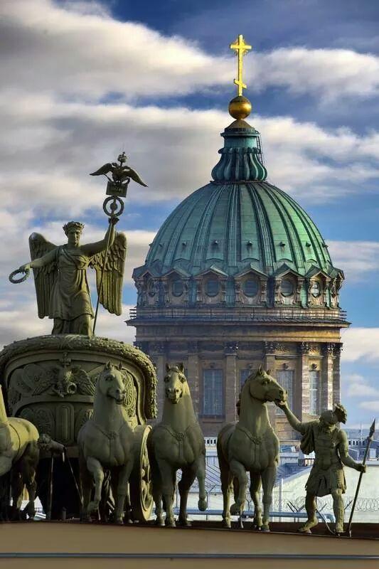 دیدنی های سنت پترزبورگ