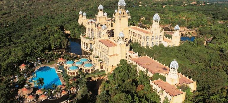 هتل پالاس آف لاست سیتی آفریقای جنوبی|The Palace of the Lost City