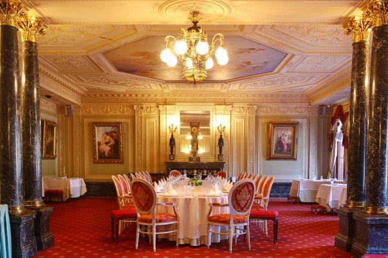 هتلهای ۵ ستاره سنت پترزبورگ