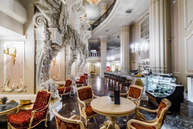 هتل امپریال سنت پترزبورگ
