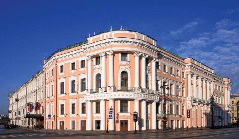 هتل تالئون امپریال سنت پترزبورگ