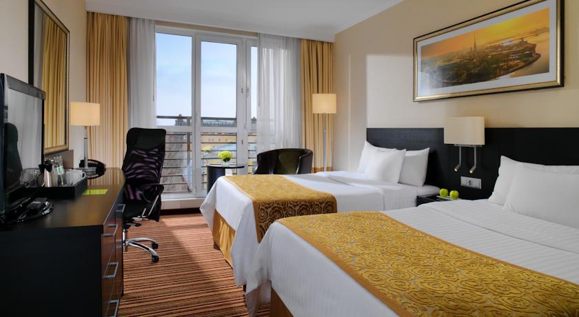 هتل ماریوت وست پوشکین سنت پترزبورگ