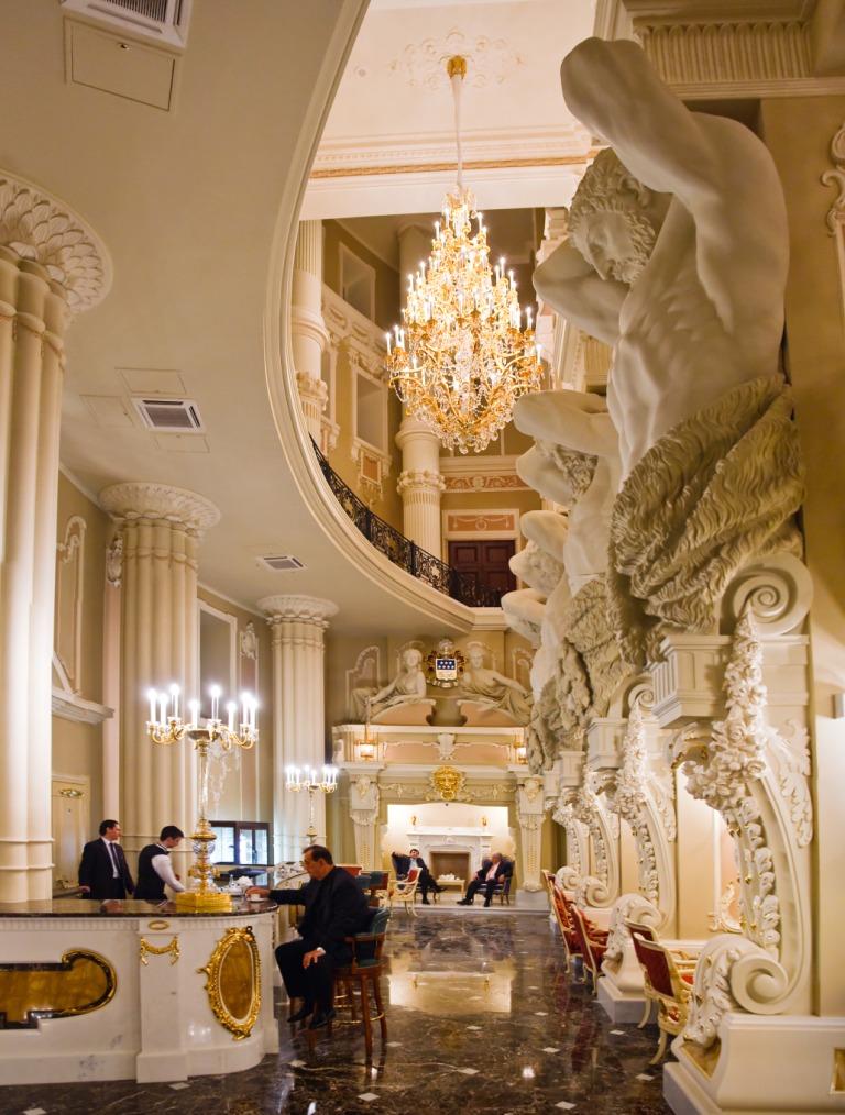 Taleon Imperial Hotel in Saint petersburg