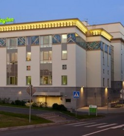 هتل هالیدی این سیمونوفسکی مسکو