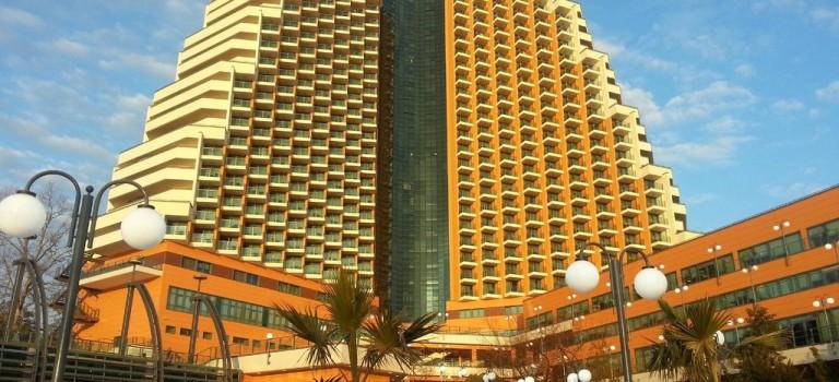 هتل داگومیس ریزورت سوچی | Dagomys hotel Sochi