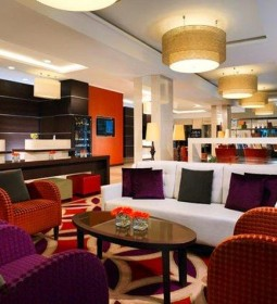 MARRIOTT COURTYARD WEST PUSHKIN HOTEL IN SAINT PETERSBURG