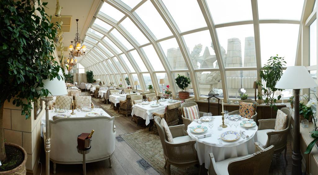 رستوران هتل 5* رادیسون رویال مسکو