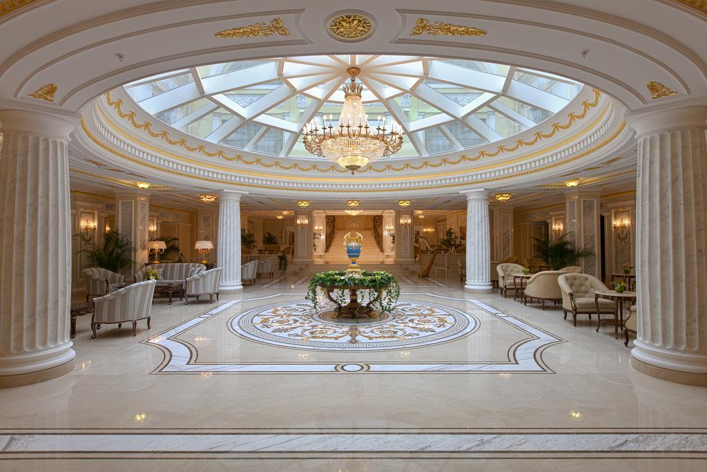 هتل هرمیتاژ سنت پترزبورگ