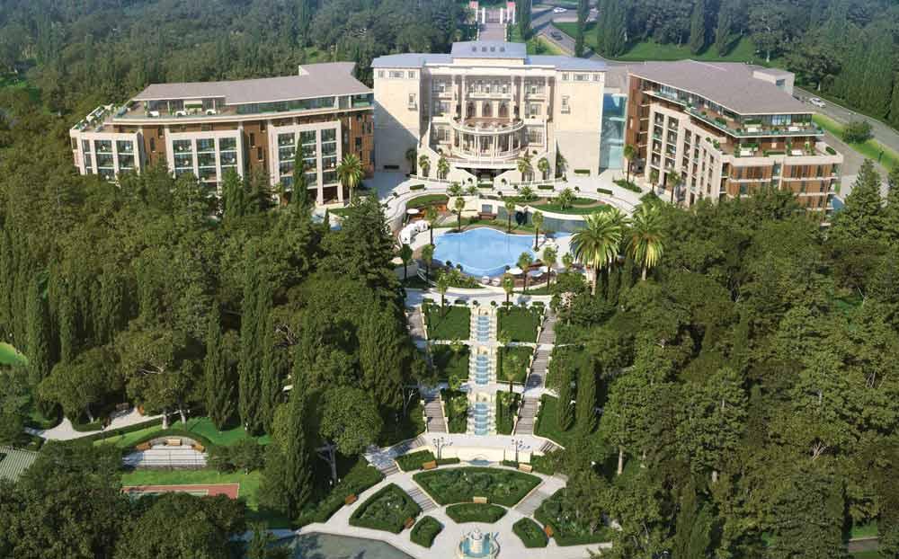 Photo of سوئیس هتل کاملیا سوچی | Swissotel Kamelia Sochi