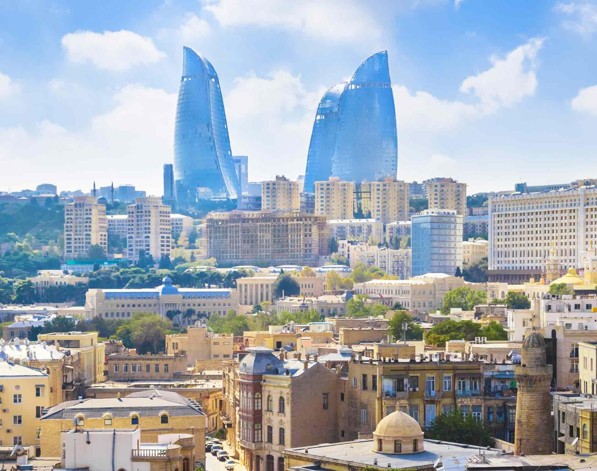 Photo of فیلمی از جاذبه های گردشگری باکو آذربایجان