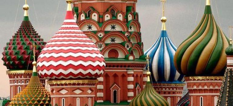 فیلم مسکو از فراز آسمان | MOSCOW