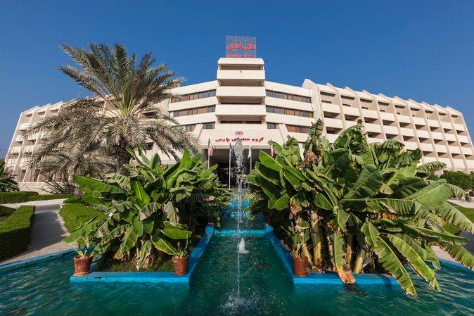 Shayan Hotel in kish island