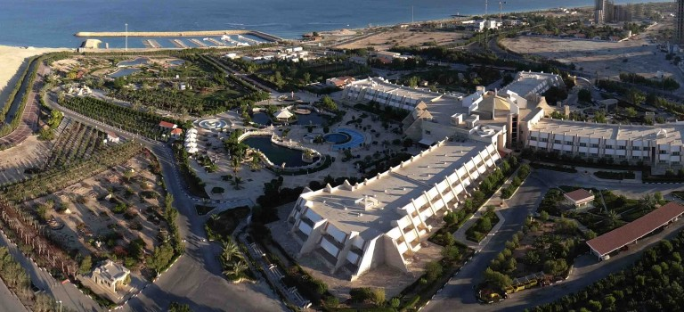 هتل مارینا پارک کیش   Marina park Hotel