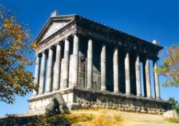 آتشکده گارنی ارمنستان