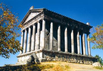 Photo of آتشکده گارنی ارمنستان | معبد گارنی