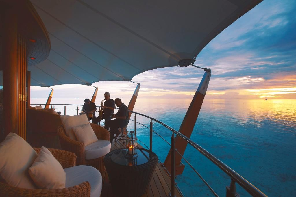 هتل ساحلی باروس مالدیو