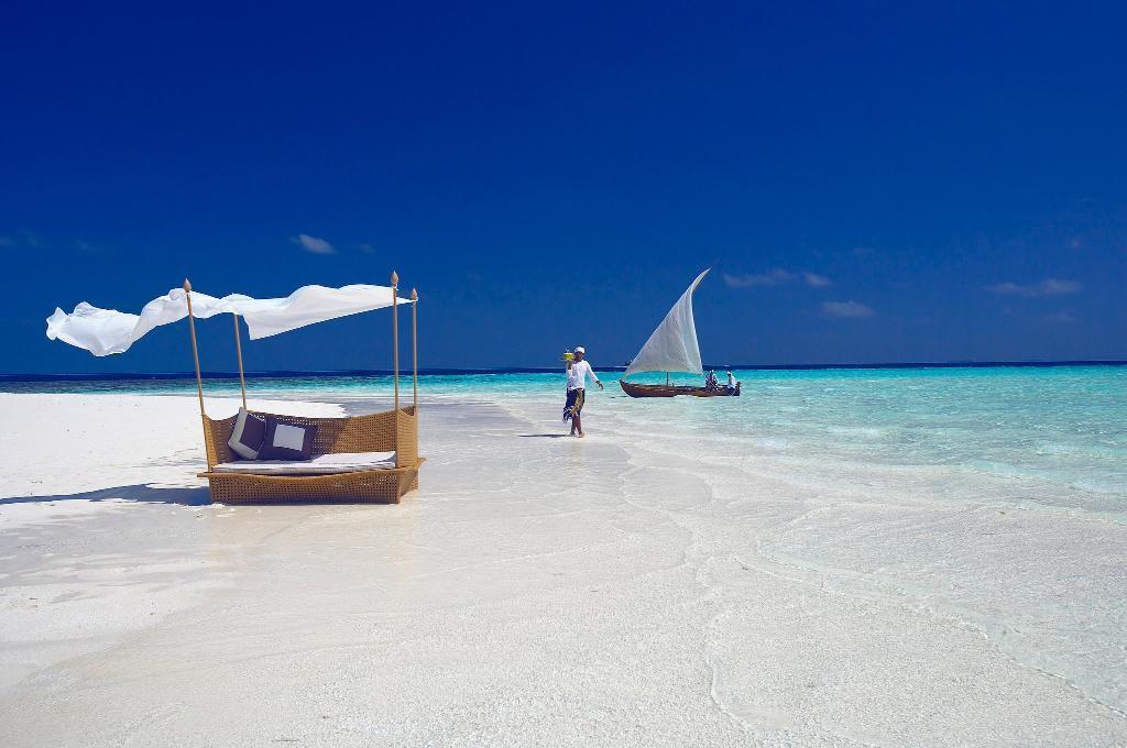 عکس از هتل باروس مالدیو