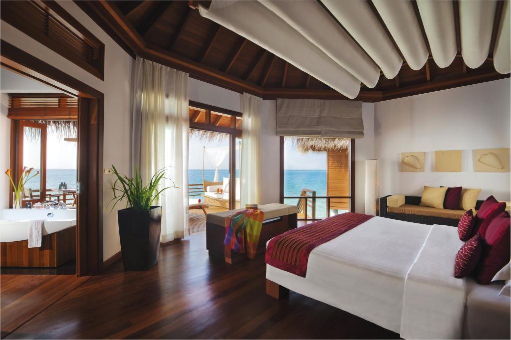 سوئیت های هتل باروس مالدیو