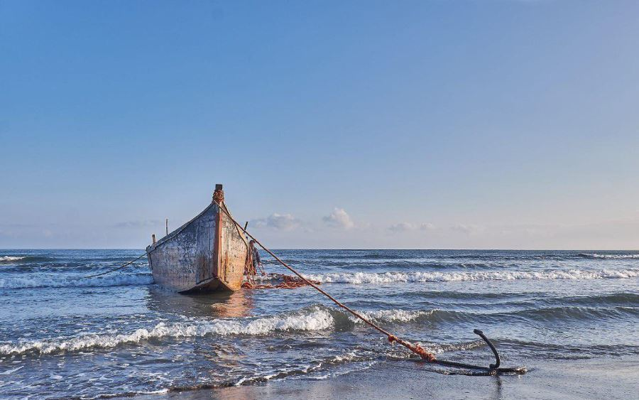 ساحل دریای عمان (چابهار)