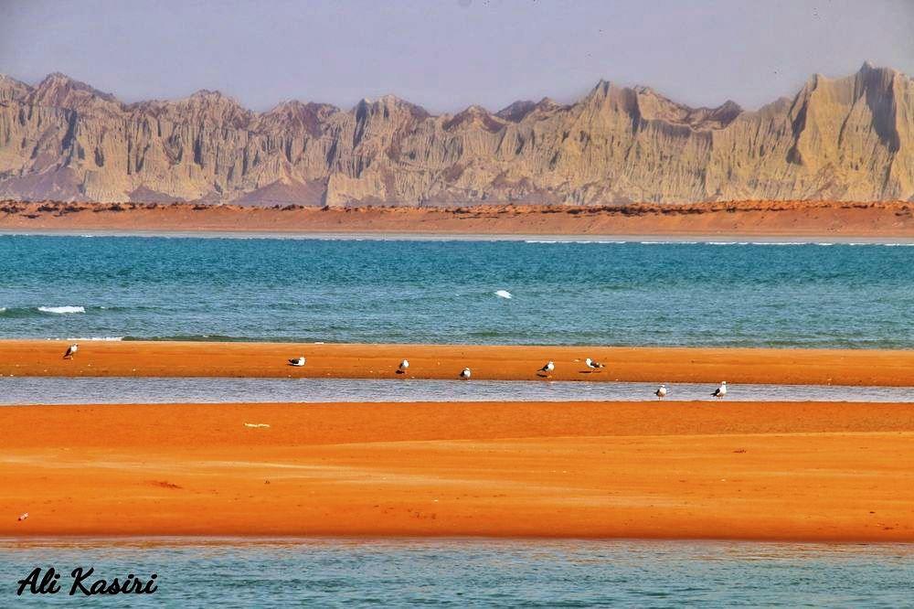 سواحل ماسه های طلایی چابهار