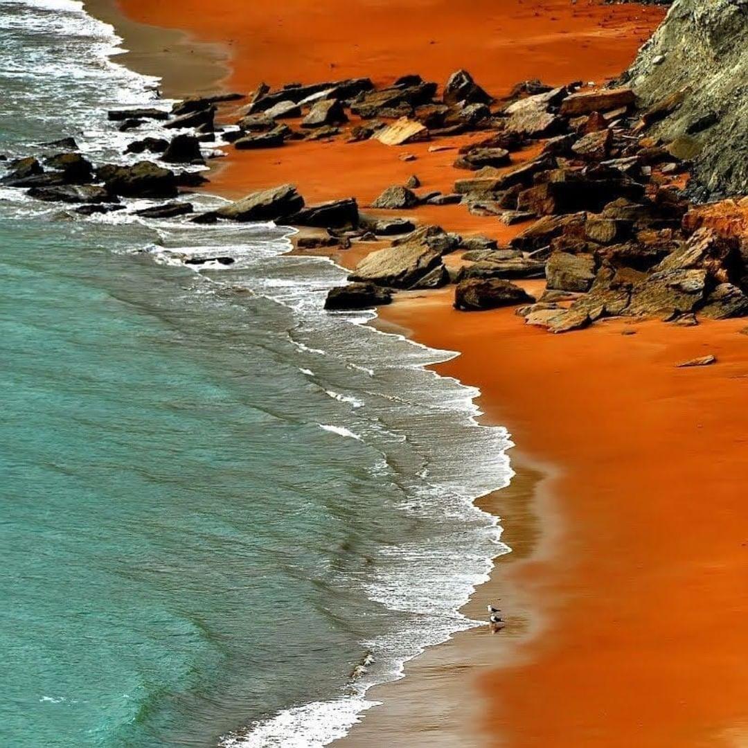 خط ساحلی چابهار