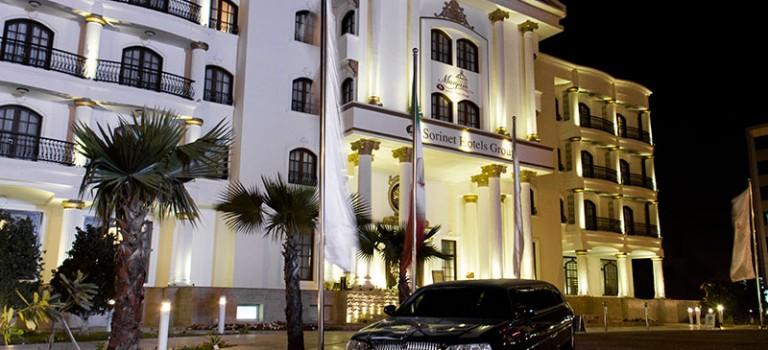 هتل مریم کیش | هتل سورینت مریم کیش