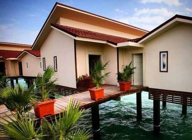 ویلاهای هتل 5 ستاره ترنج کیش