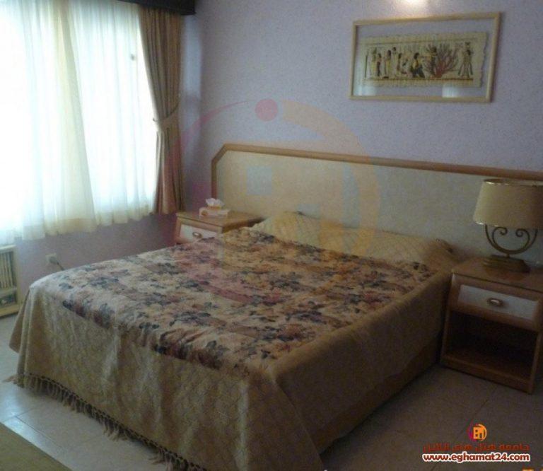 عکس از اتاق هتل آریان