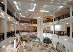 لابی هتل آریان کیش