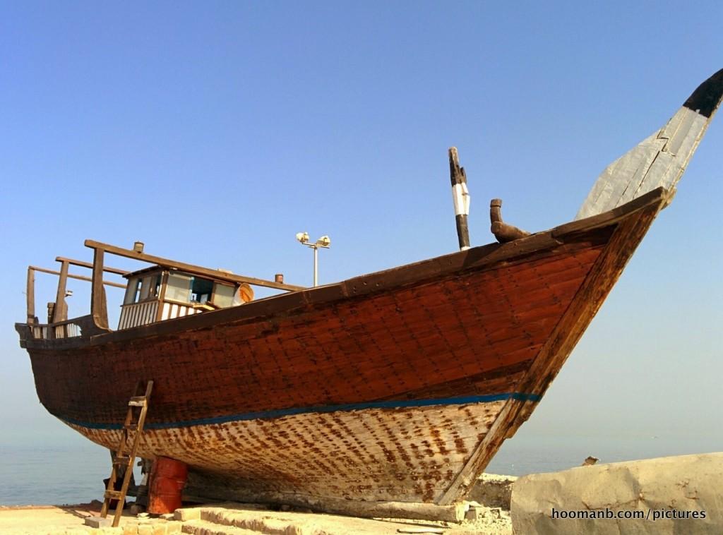 لنج های بوشهر