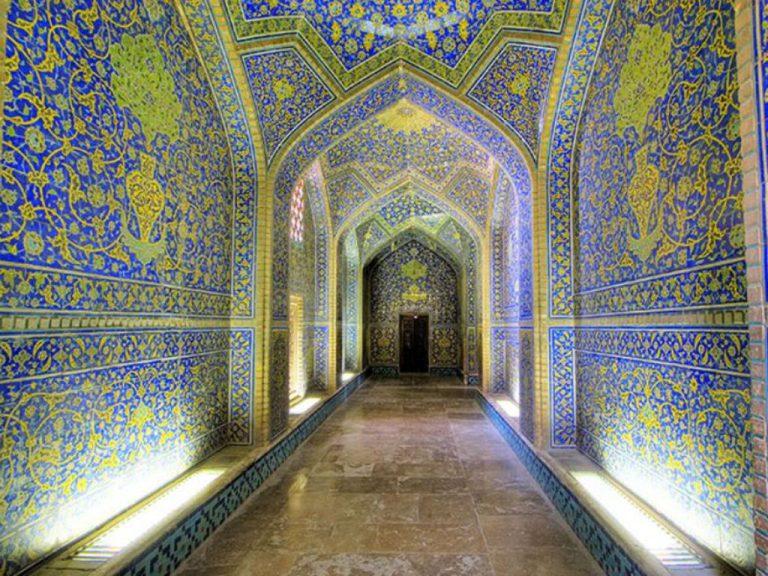 تور اصفهان پاییز ۹۷