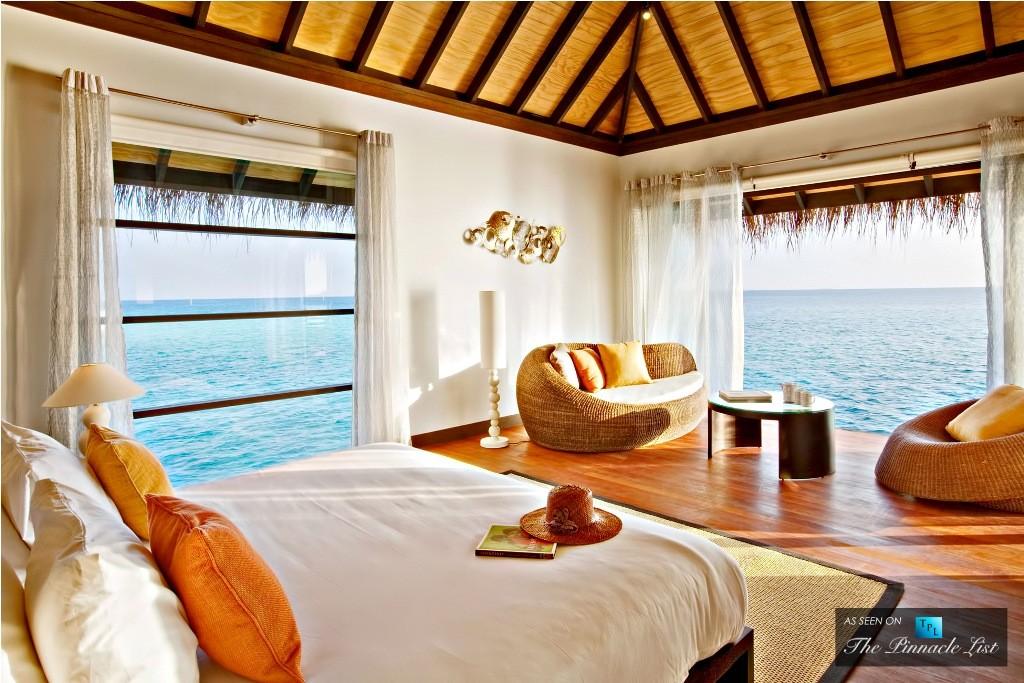ویلاهای روی آب مالدیو