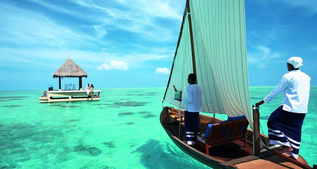 تور سواحل مالدیو پاییز 98