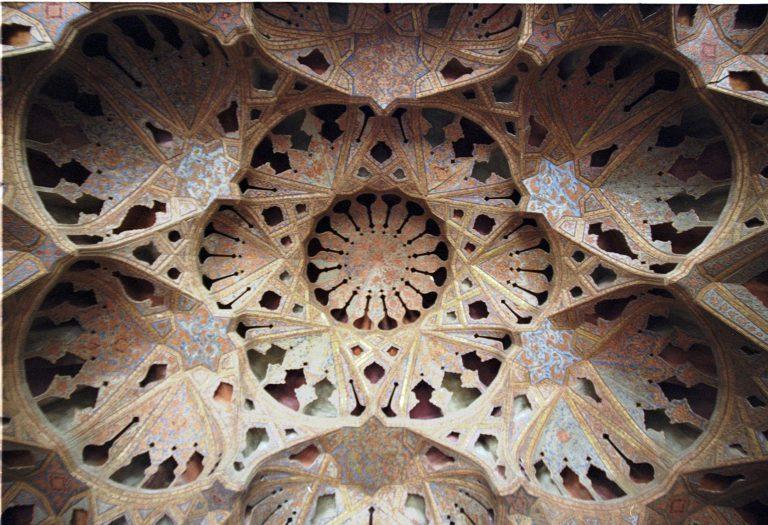گنبد عالی قاپو اصفهان
