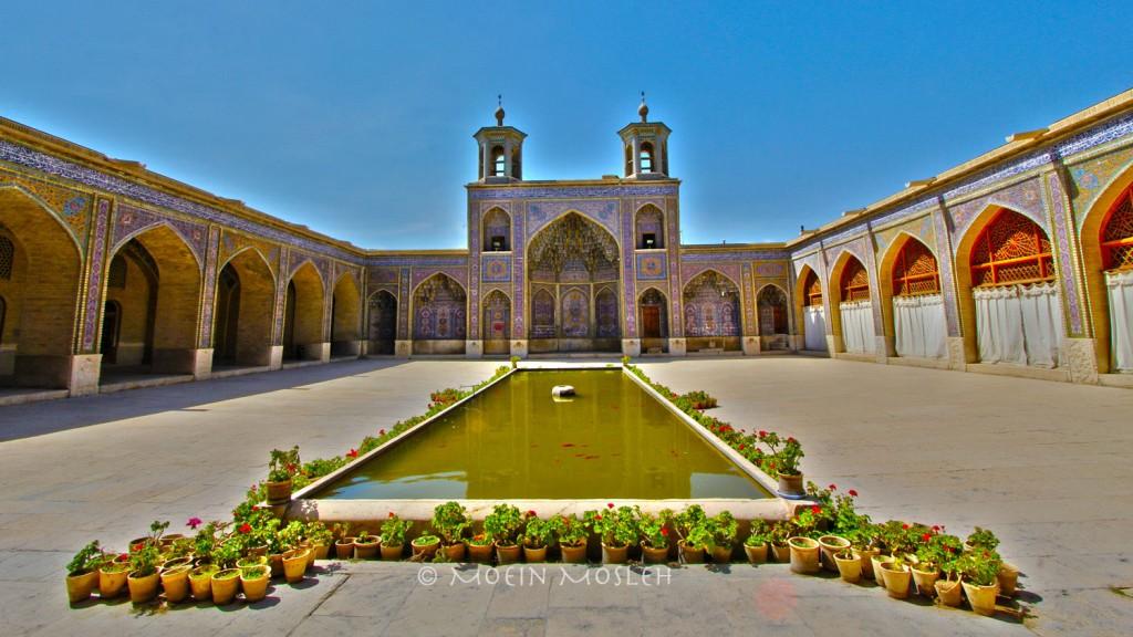 تور شیراز پاییز 97