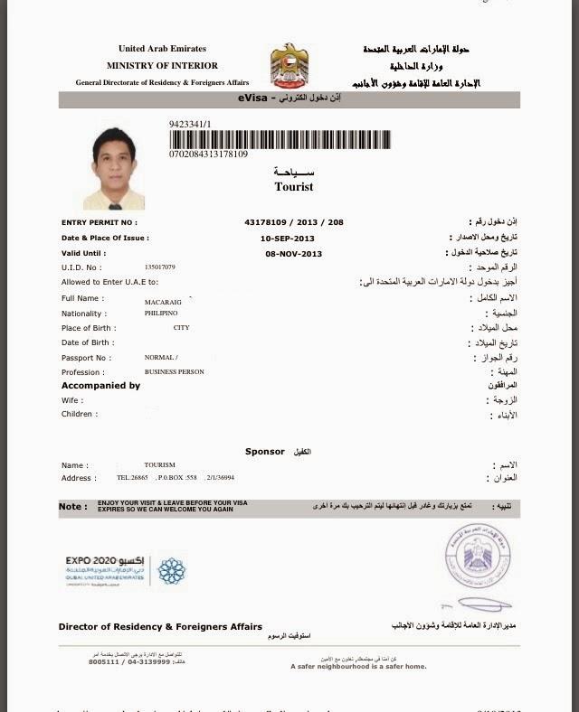 Photo of ویزای دبی | ویزای دوبی | Dubai Visa