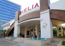 ورودیه هتل 4* هلیا کیش