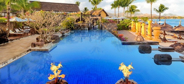 هتل ابروی موریس | Oberoi la Hotel in Mauritiusا