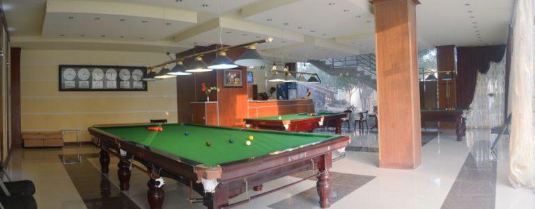 امکانات تفریحی هتل گاردنیا