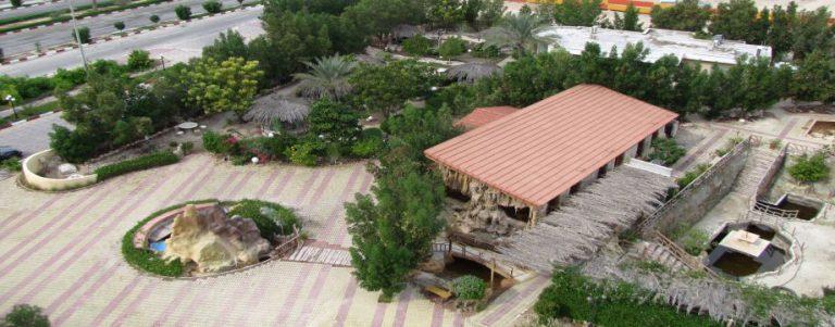 منظر اتاق های هتل گاردنیا