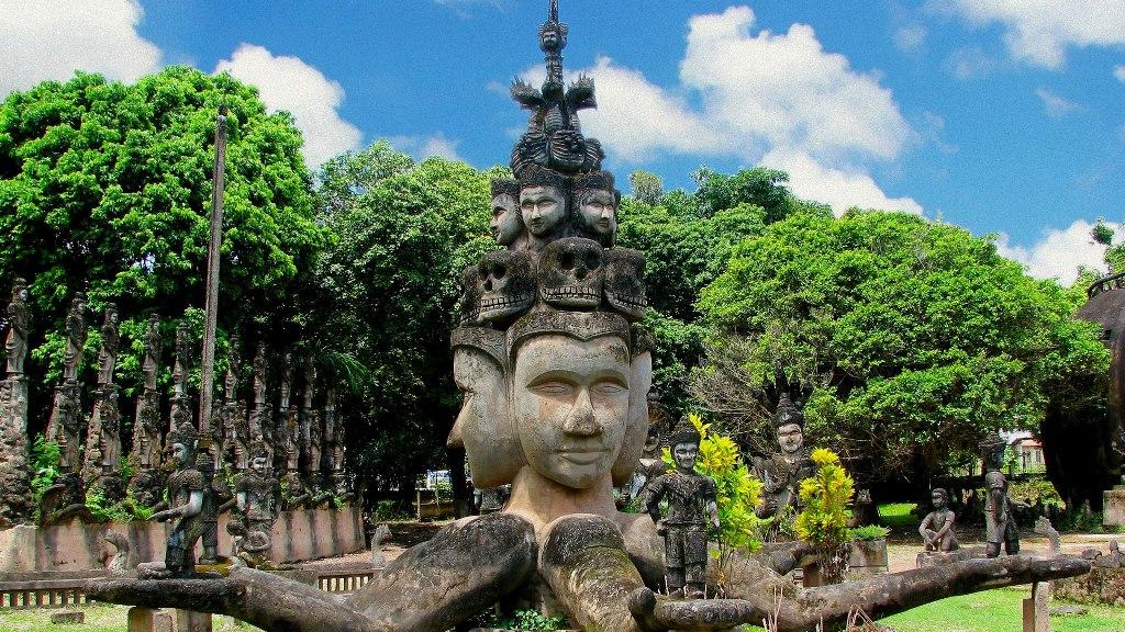 معبد بودا سریلانکا